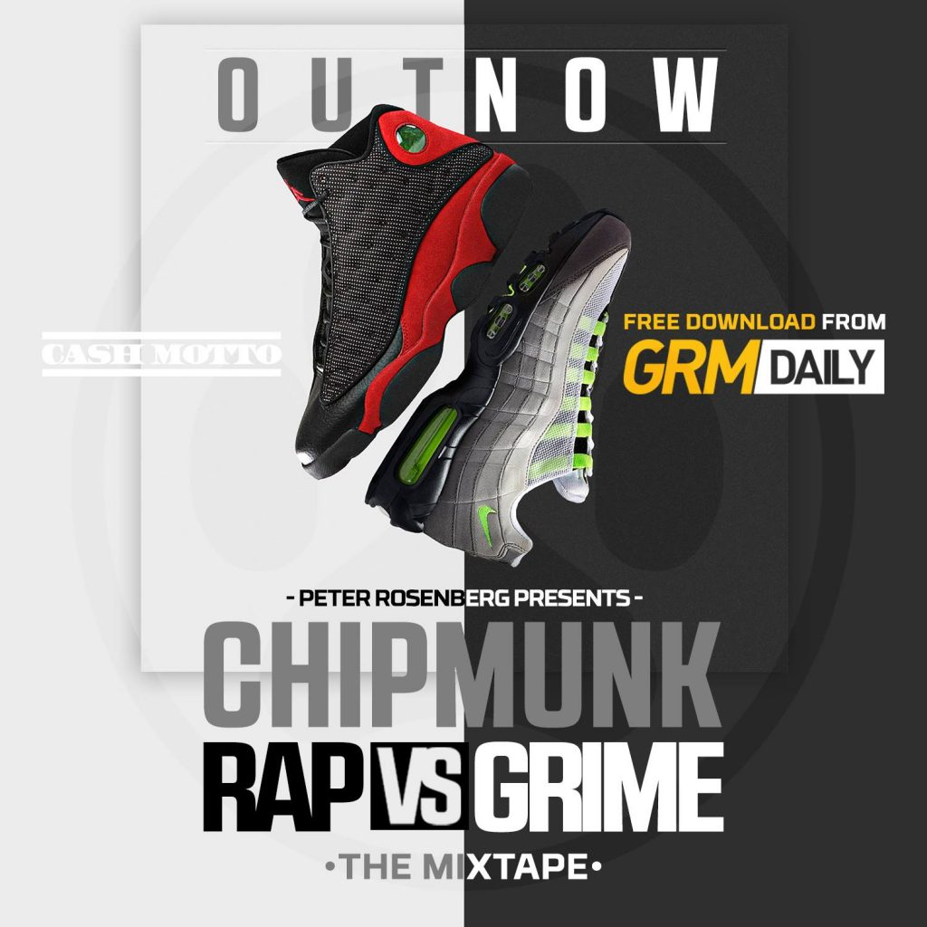 CHIP RAP VS GRIME MIXTAPE